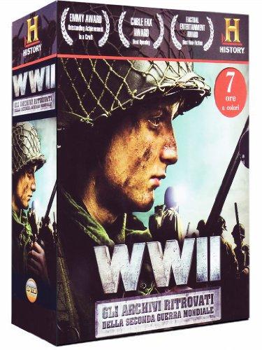World War Ii Gli Archivi Ritrovati (Box 4 Dvd)