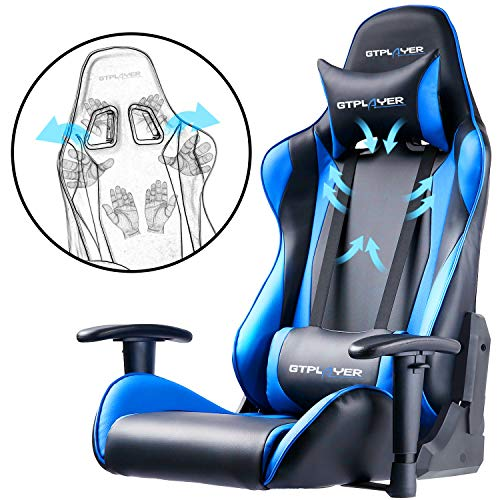 GTPLAYER Gaming Stuhl Racing Stuhl Bild 3*