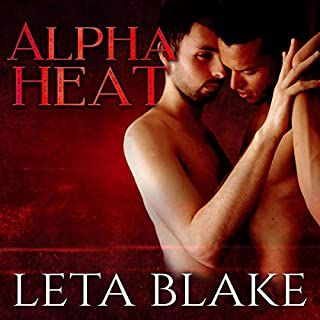 Alpha Heat audiobook cover art