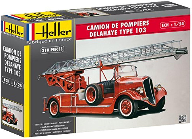 Heller HEL80776 Model Kit, Various