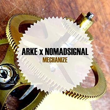 Mechanize feat NOMADsignal