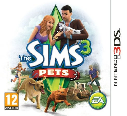 [UK-Import]The Sims 3 Pets Game 3DS