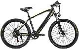 Bicicletas Eléctricas, Montaña adultos bicicleta eléctrica, 26 pulgadas de traslación eléctrico frente de la bicicleta de la batería de litio de 350 W sin escobillas del motor 27 de velocidad 48V 10Ah