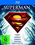 Superman - Die Spielfilm Collection 1978-2006 [Blu-ray]