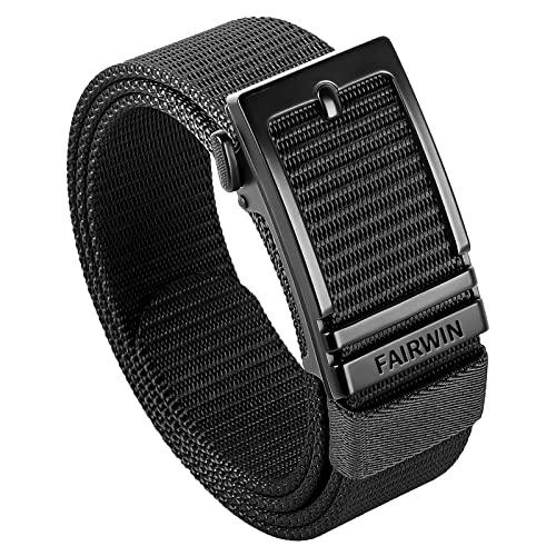 FAIRWIN Ratchet Belts for Men, G...