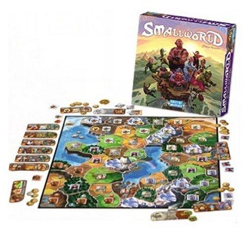 Asmodee Small World, Grundspiel, Kennerspiel, Strategiespiel, Deutsch