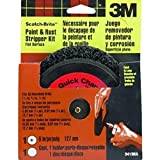 3M Scotch-Brite Flat Surface Paint and Rust Stripper Kit (9419NA)