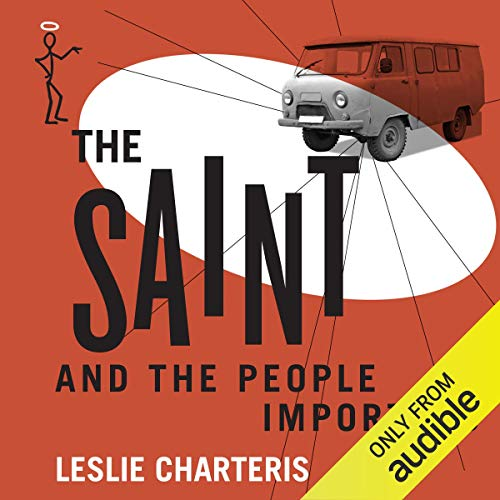 The Saint and the People Importers cover art