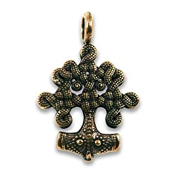 Tree of life meaning tree worship history an intro handmade yggdrasil tree of life pendant aloadofball Images