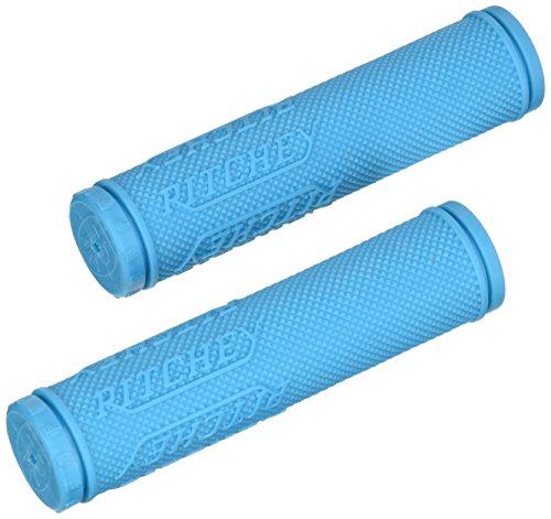 Ritchey True Grip X Comp Empuñadura MTB, Unisex Adulto, Celeste, Talla Única
