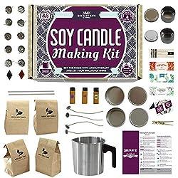 Image of DIY Gift Kits Soy Candle...: Bestviewsreviews