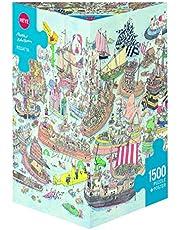 Regatta Puzzle: 1500 Teile