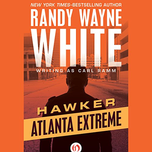 Atlanta Extreme audiobook cover art