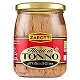 Zarotti Filetti Di Tonno Nel Olio Di Oliva - 520 g