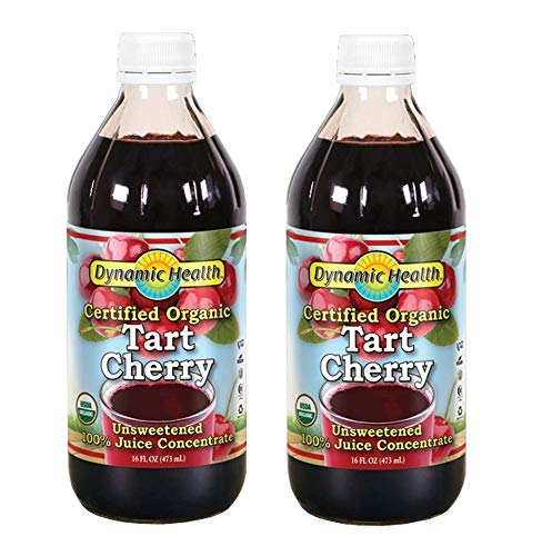 The Dynamic Health Organic Tart Cherry Juice