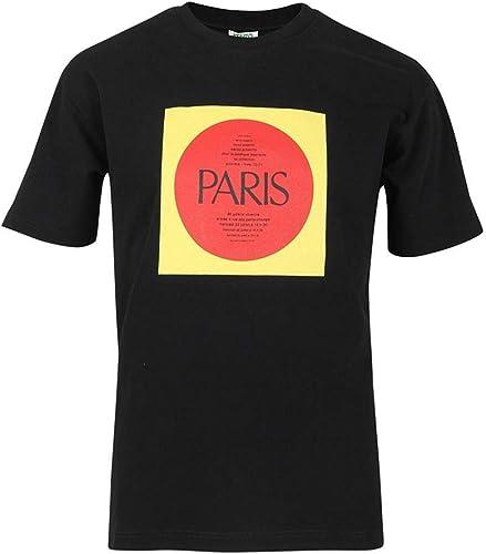 Kenzo Homme F955TS0434SH99 Noir Coton T-Shirt
