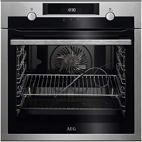 AEG BPE546120M - Horno (Medio, Horno eléctrico, 71 L, 3000 W, 71 L, 3000 W)