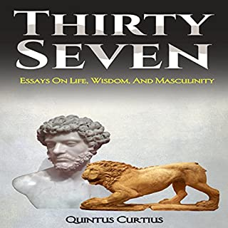Thirty Seven audiobook cover art