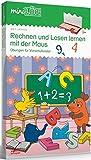 miniLÜK-Sets / Kasten + Übungsheft/e: miniLÜK-Set: Vorschule/1. Klasse - Mathematik, Deutsch: Rechnen und Lesen lernen mit der Maus
