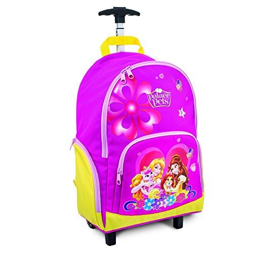 Palace Pet - Zaino/Trolley, Maniglia Regolabile in Altezza