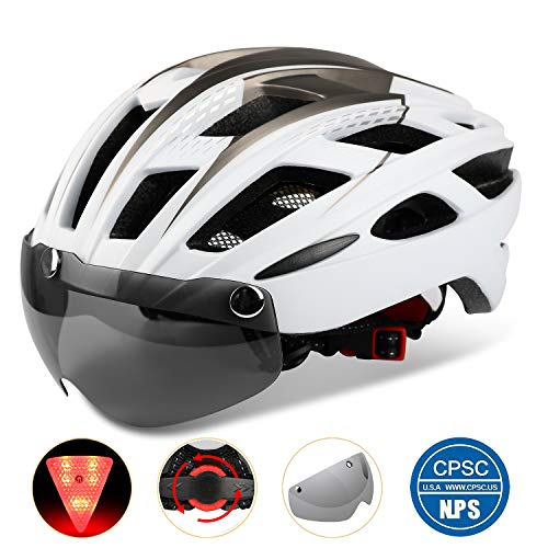 Basecamp Bike Helmet, Bicycle Helmet CPSC Certified Cycling/Climbing...