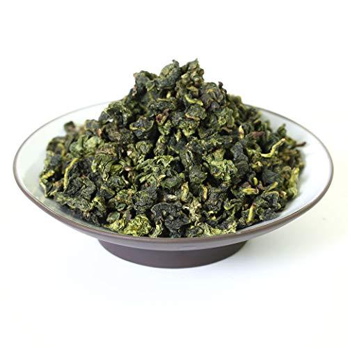 GOARTEA 500g (17.6 Oz) Organic Fujian Anxi Tie Guan Yin Tieguanyin Iron Goddess Chinese Oolong Tea Tee