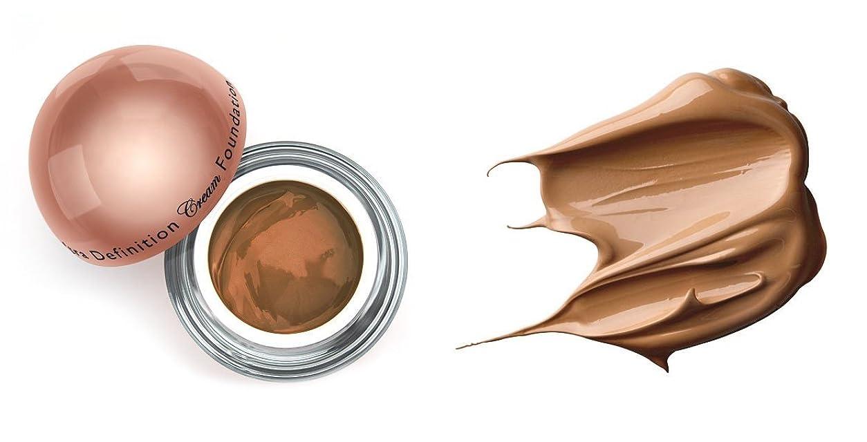 やさしいハイライト銛LA Splash (無料なめらかな顔のシートマスク付き)LA-スプラッシュウルトラ定義されたクリームファンデーション 1オンス チェスナット/ 1オンス(20207)