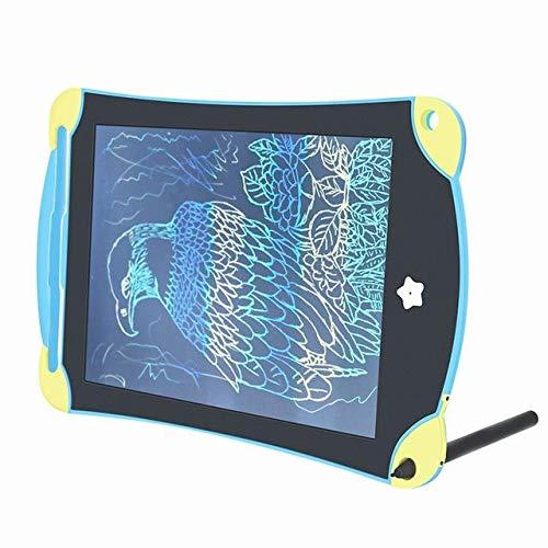 BXGZXYQ Farbe LCD Tablet Kinder Malen und Schreiben Kleine Tafel Elektronische Smart Writing Board Schreibblock Schreibtabletts Grafiktablett (Size : 8.5inch)