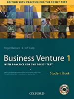 Business Venture: Student's Book and Audio CD Pack Level 1