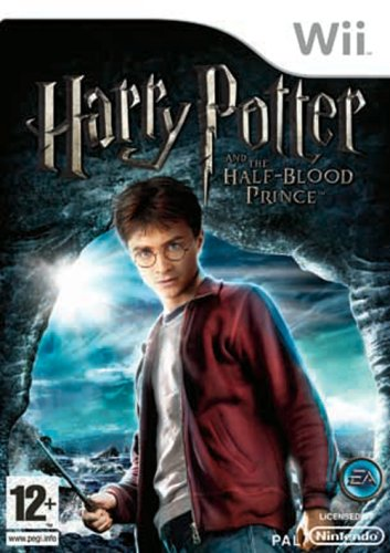 Harry Potter and The Half Blood Prince (Wii) [import anglais]