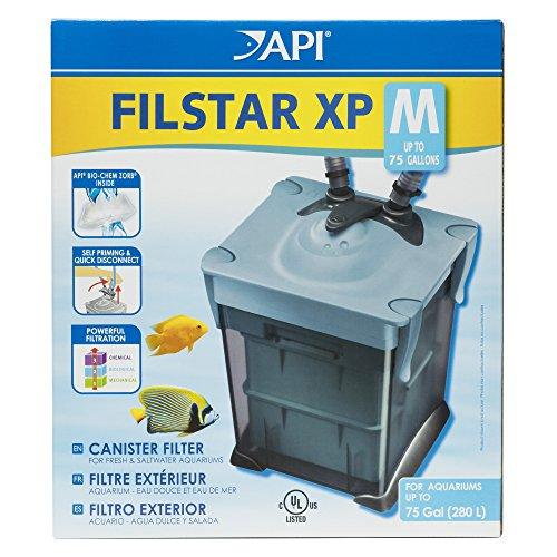 API FILSTAR XP FILTER SIZE M Aquarium Canister Filter 1-Count Box