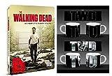 Blu-ray * The Walking Dead - Staffel 6 Steelbook + Tasse -