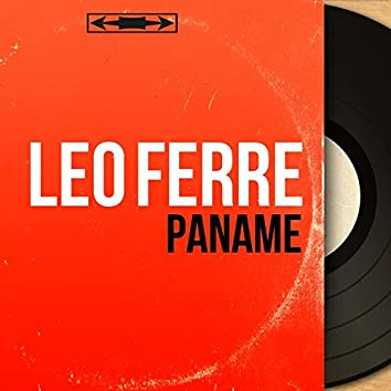 Paname (feat. Franck Aussman et son orchestre) [Mono Version]