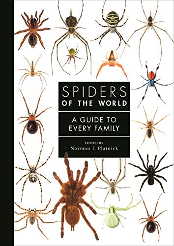 Spiders of the World: A Guide to Every Family: A Natural History
