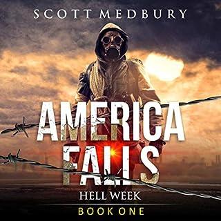 Hell Week audiobook cover art
