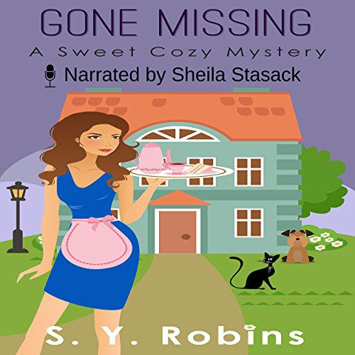 Gone Missing  By  cover art