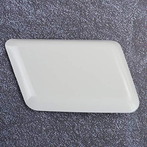 Tapa de arandela de faro, tapa de boquilla de chorro de arandela de faro práctica compatible con FORD MONDEO MK3 III 00-07 1301040 1S71-13L018-AE(Right)