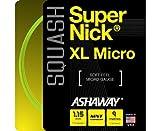 ASHAWAY Micro XL Super Nick Squash-saiten Set -