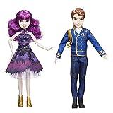 Disney Descendants 2 Royal Cotillion Couple Mal and King Ben of Auradon Set-Descendants Dolls