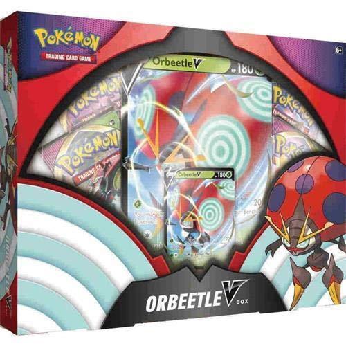 Pokemon TCG Orbeetle V Set Vivid Voltage Box - 4 Booster Packs