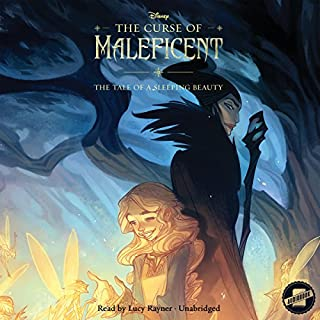 The Curse of Maleficent audiobook cover art