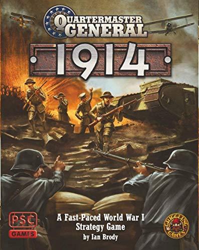 Quartermaster General 1914- English