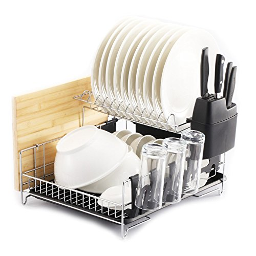 PremiumRacks Professional Dish Rack - 304...
