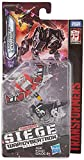 Transformers Toys Generations War for Cybertron: Siege Micromaster Wfc-S18 Soundwave Spy Patrol 2 Pack Action Figure - Adults & Kids Ages 8 & Up, 1.5'