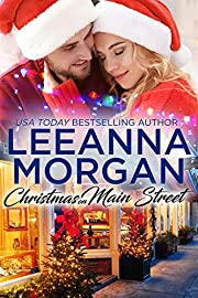 Christmas On Main Street: A Sweet Small Town Christmas Romance (Santa's Secret Helpers Book 1)