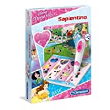 Clementoni- Princess Sapientino Penna Basic, Multicolore, 11972