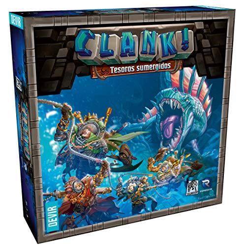 Clank! Tesoros Sumergidos (Devir BGCLANT)