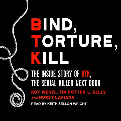 Bind, Torture, Kill audiobook cover art