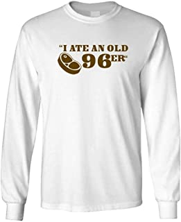 I ATE A 96ER - Food Challenge Movie - Long Sleeved Tee