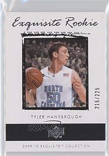 c702e032ba9 Tyler Hansbrough #/225 (Basketball Card) 2009-10 Exquisite Collection - [